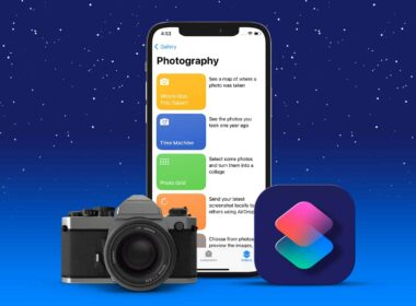 Best Siri Shortcuts for iPhone photographers