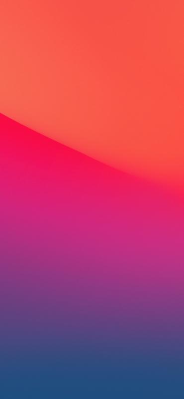 Big Sur inspired iOS 15 wallpaper concept