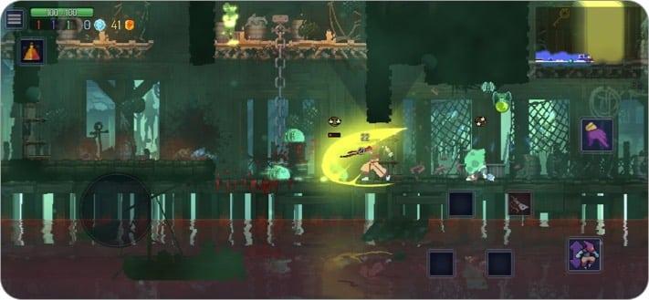 Dead Cells Indie-Spiel Screenshot