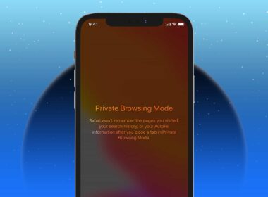 How to turn on private browsing on Safari iPhone