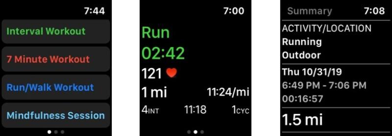 Интервалы Pro Приложение Apple Watch Timer для тренировок