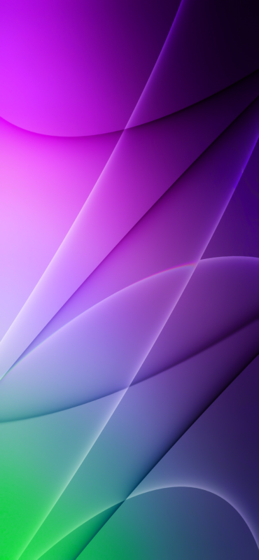 iOS 15 wallpaper concept inspired by stock iMac background