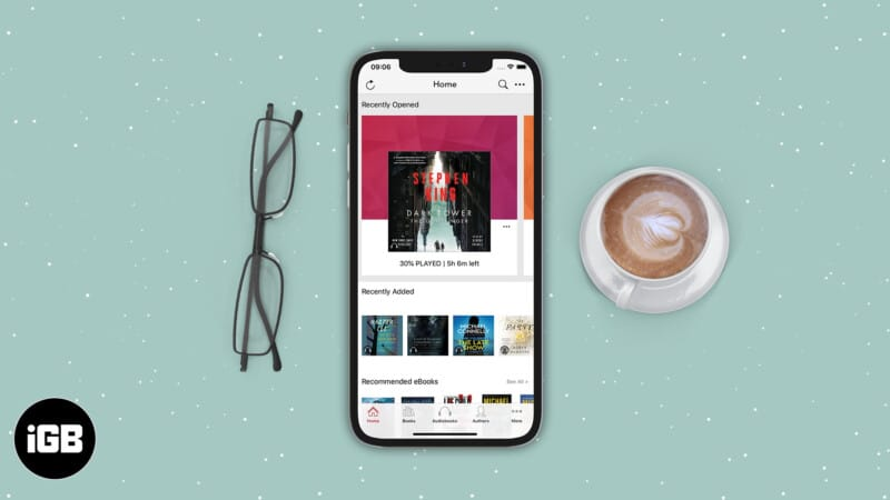 Best apps to read ebooks for iPhone and iPad