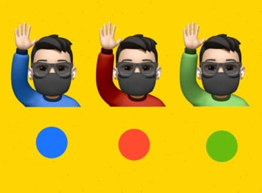 Change your Memoji shirt color on iPhone and iPad