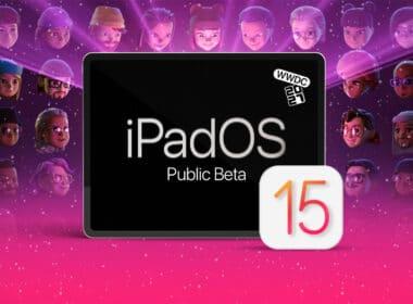 Download and install iPadOS 15 Public Beta