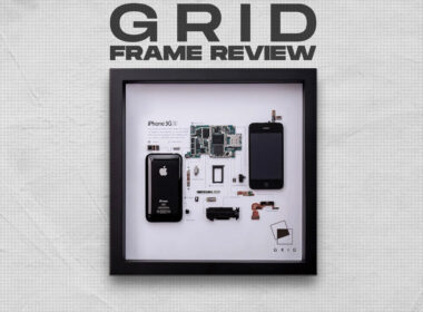 Hands-on Grid iPhone frame Review