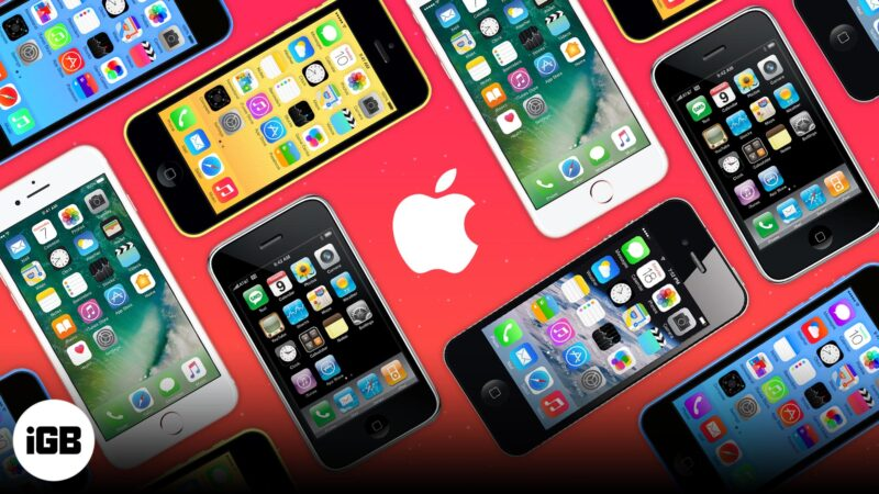 How long does Apple support older iPhones