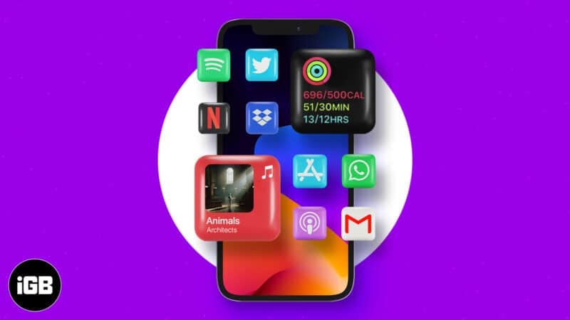 How to change app icons on iPhone Home Screen