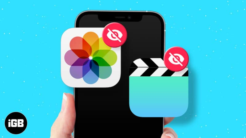 How to hide photos or videos on your iPhone and iPad