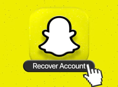 How to recover the Snapchat account on iPhone and Android
