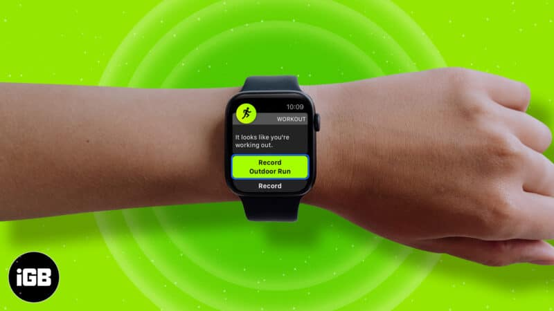 How to use AssistiveTouch on Apple Watch