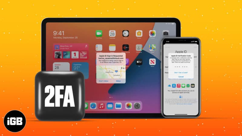 How to use iOS 15 built-in password authenticator on iPhone