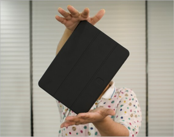 MagEZ Folio to turns iPad into a laptop