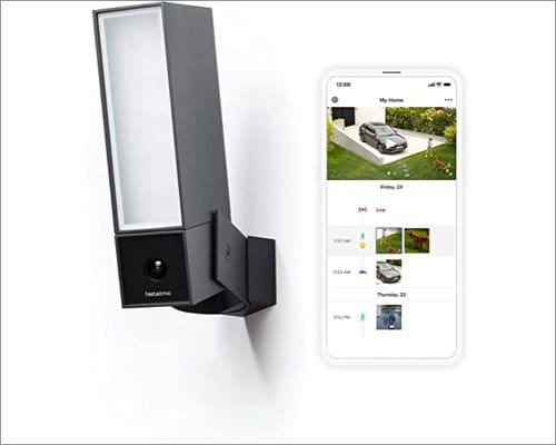 Домашняя уличная камера Netatmo для дома