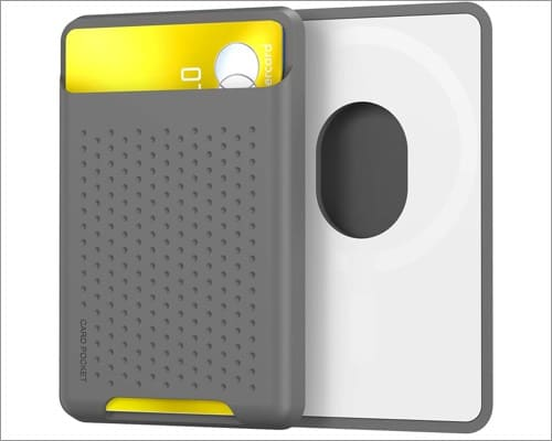 ahastyle iphone magsafe wallet