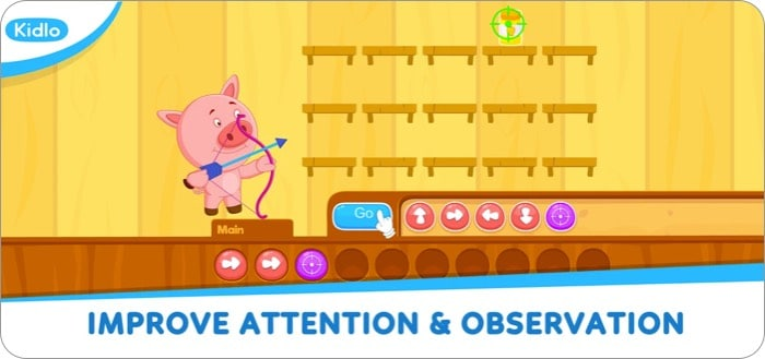 Приложение Coding for Kids для iPhone и iPad