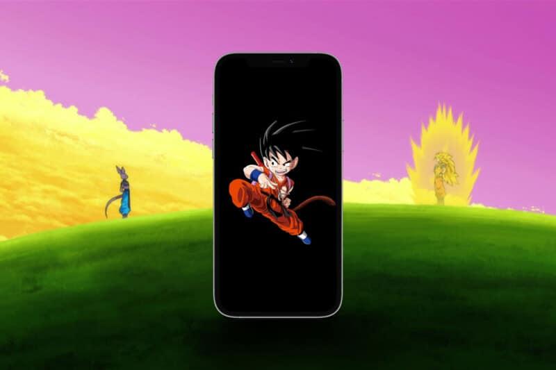Dragon Ball Z Tapete 10
