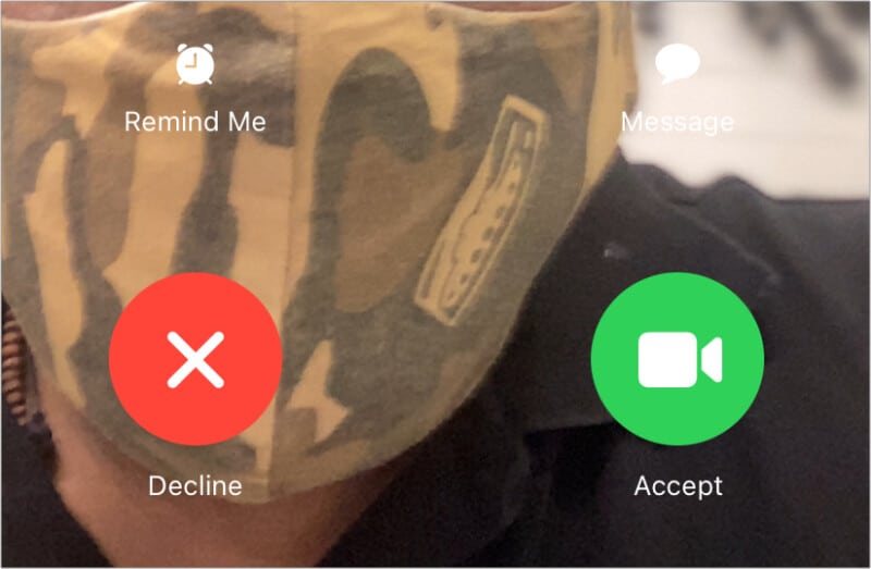 How to join a Group FaceTime call