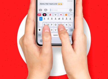 How to use diacritical marks on iPhone