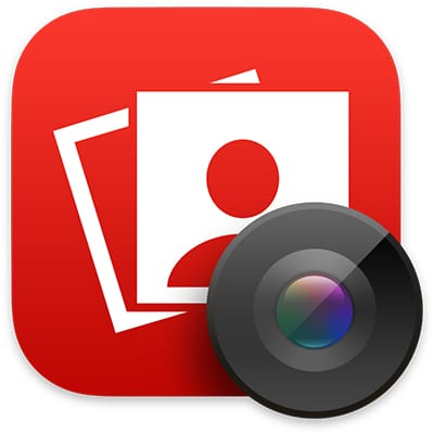 Значок приложения Photo Booth на Mac