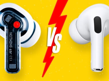 AirPods Pro vs. Nothing Ear (1)