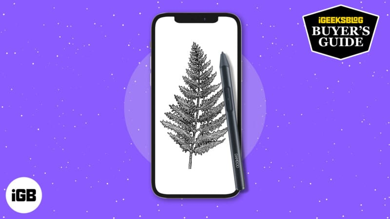 Best iPhone stylus to buy in 2021