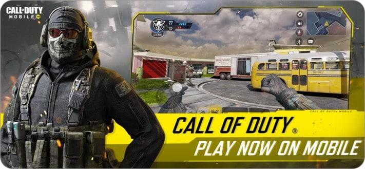 Call of Duty-Spiel wie PUBG für iPhone und iPad