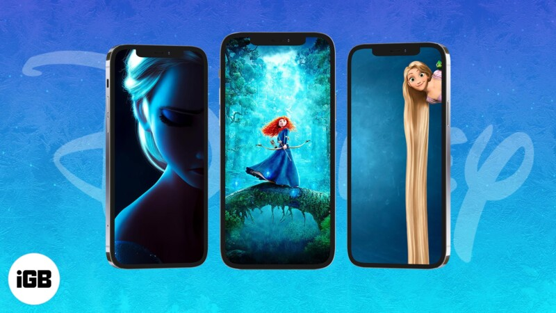 Free Disney wallpapers for iPhone