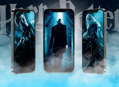 Harry Potter iPhone wallpapers