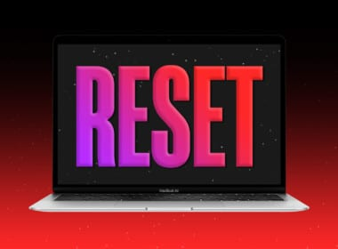 How to Factory Reset a MacBook or any Mac