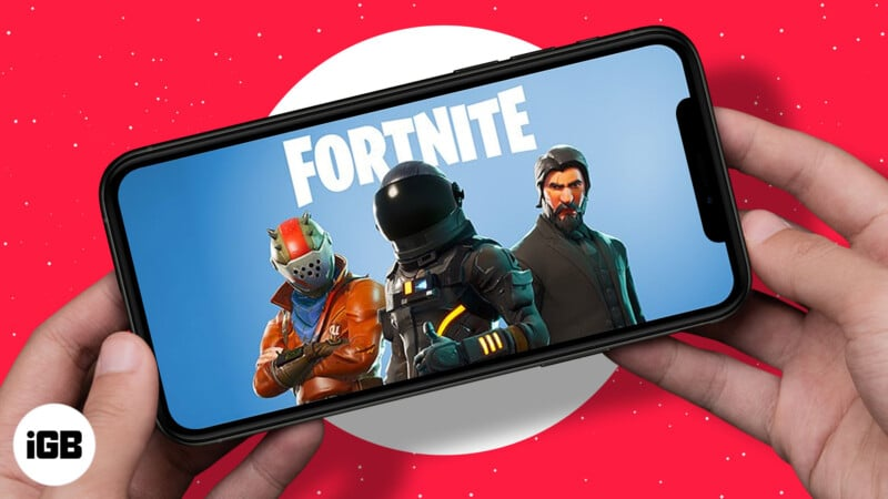 How to download Fortnite on iPhone and iPad