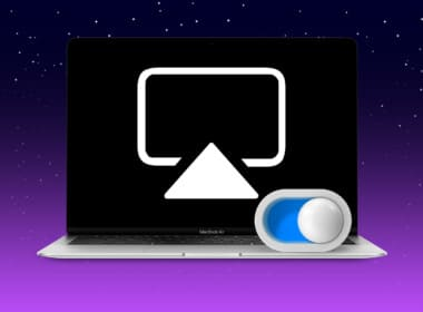 How to turn on and use Airplay on Mac