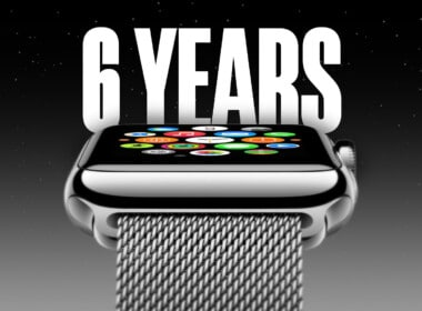 The history of the Apple Watch