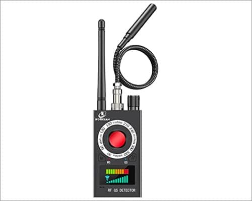 Jmdhkk K18 budgeted spy camera detector