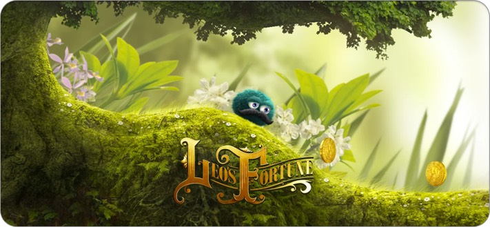 leo's fortune apple arcade game screenshot