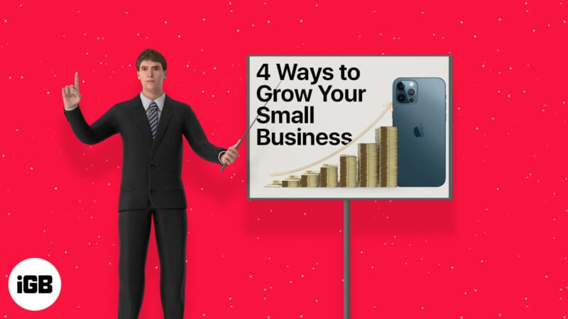 4 Ways to use your smartphone to grow your small business