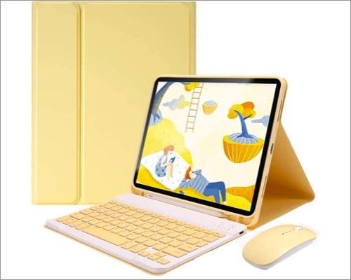 AnMengXinLing ipad mini 6 keyboard case