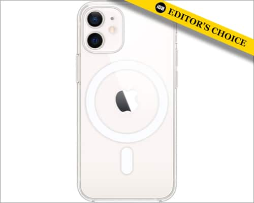 Apple Clear Case with MagSafe for iPhone 13 Mini