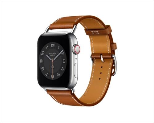 Apple Watch Hermès Leather band