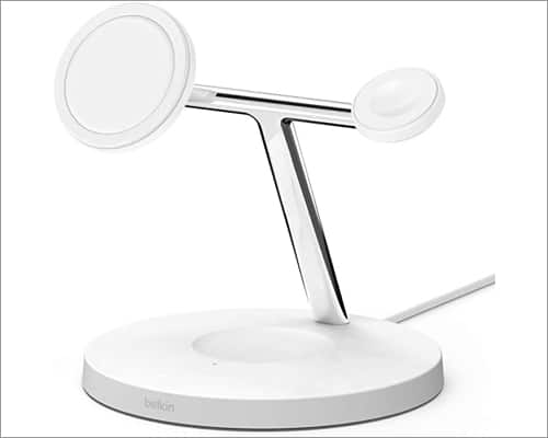 Belkin MagSafe 3-in-1 Wireless Charger for iPhone 13