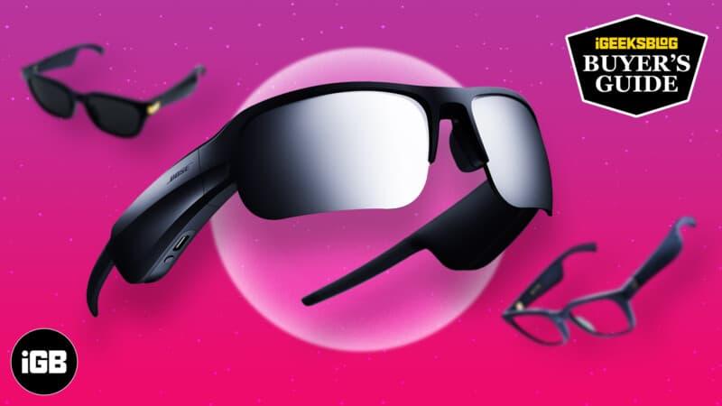 Best Bluetooth audio glasses and sunglasses