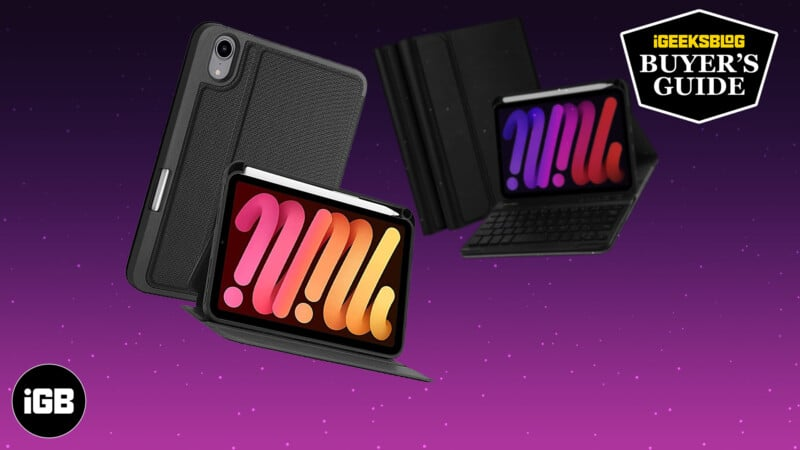 Best iPad mini 6 keyboard cases