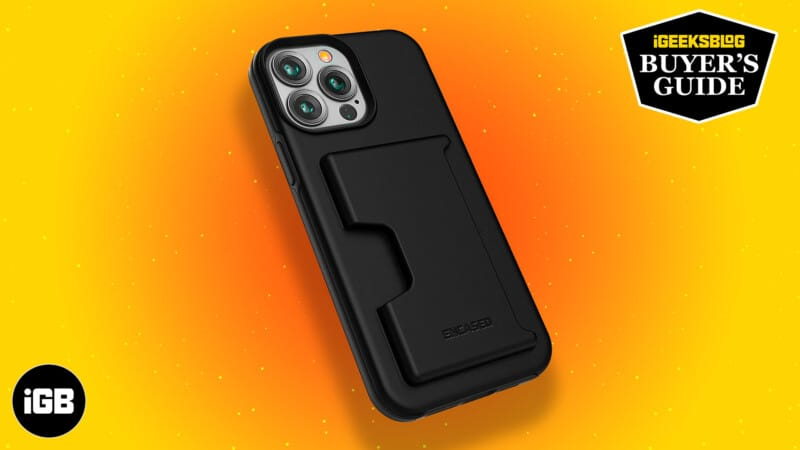 Best iPhone 13 Pro Max Wallet Cases