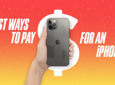 Best ways to pay for an iPhone