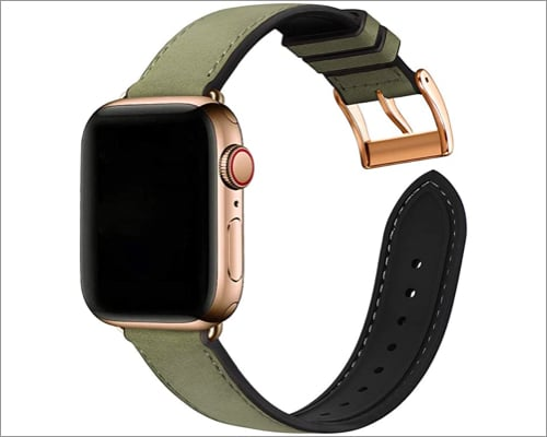 Bestig Compatible with Apple Watch Bands