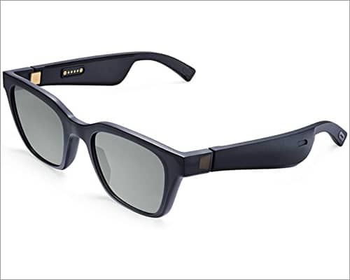 Bose Frames Audio Sunglasses copatible with iPhone