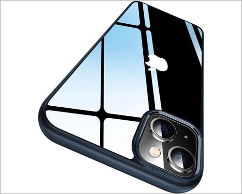 CASEKOO Crystal Clear Designed for iPhone 13 Case