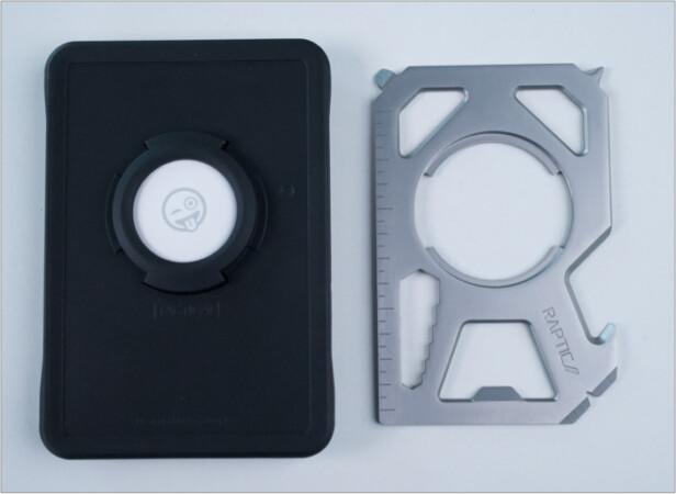 Design of Raptic Tactical wallet