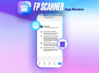 FP scanner for iPhone review