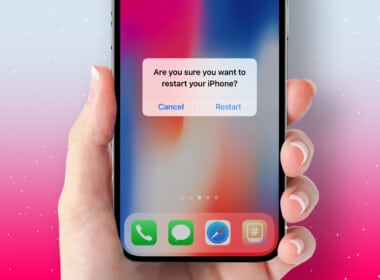 How to Restart your iPhone Without Power and Home button